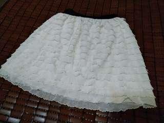 🚚 蛋糕襯裙