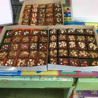 Brownies 25pcs per box