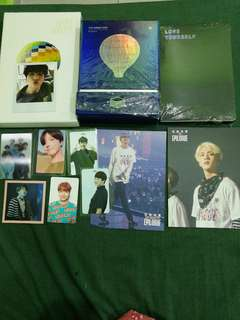 WTS/WTT BTS photocard and album