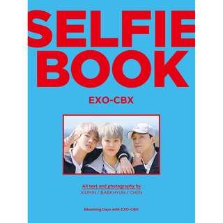 <<代購>>EXO-CBX- Selfie Book