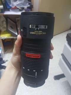 Nikon 80-200 F2.8D 2 touch version