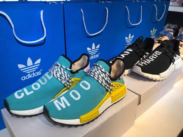 reputable site a70af 634d7 Adidas NMD Human Race XR1
