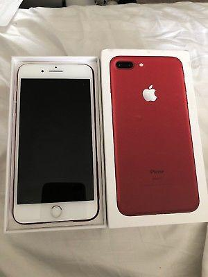 Apple iPhone 7 Plus (PRODUCT)RED - 256GB - (Unlocked) A1784 (GSM