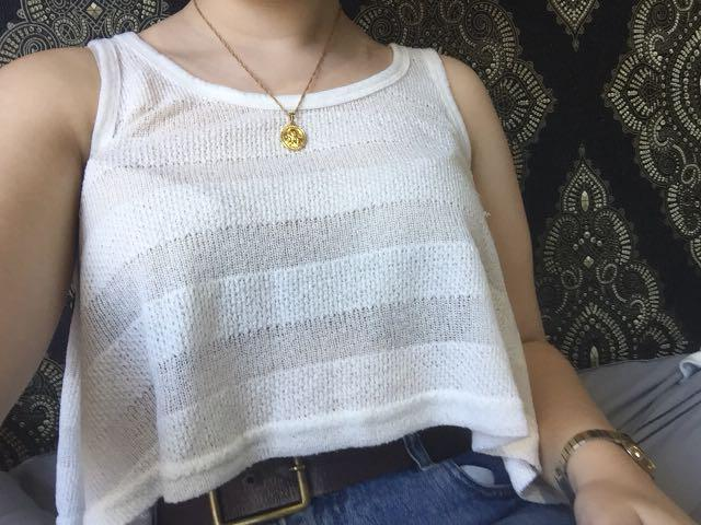 Chic-a-booti Crop top
