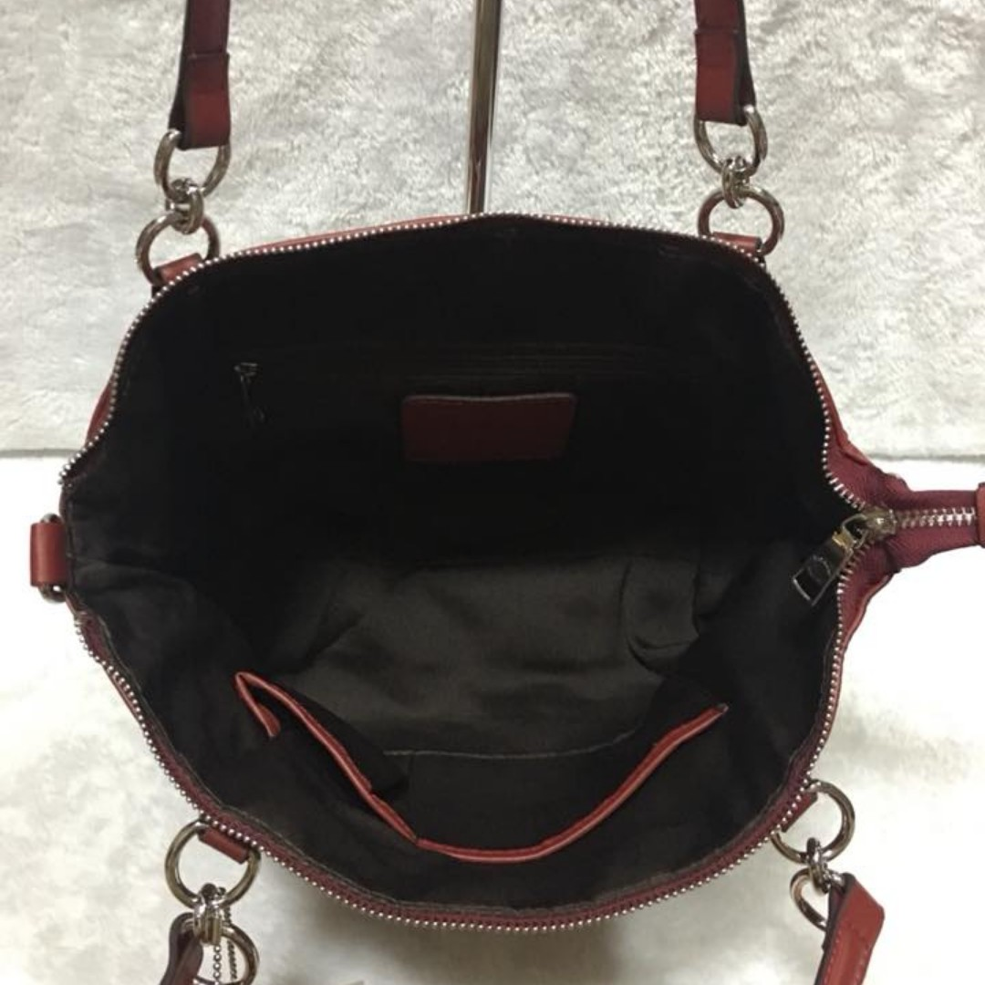 91488219cd43 Coach Signature Bag Kelsey Satchel Canvas 2 in 1 Crossbody Medium Size Bag  Handbag Shoulder Bag With Serial Number Women s Bag