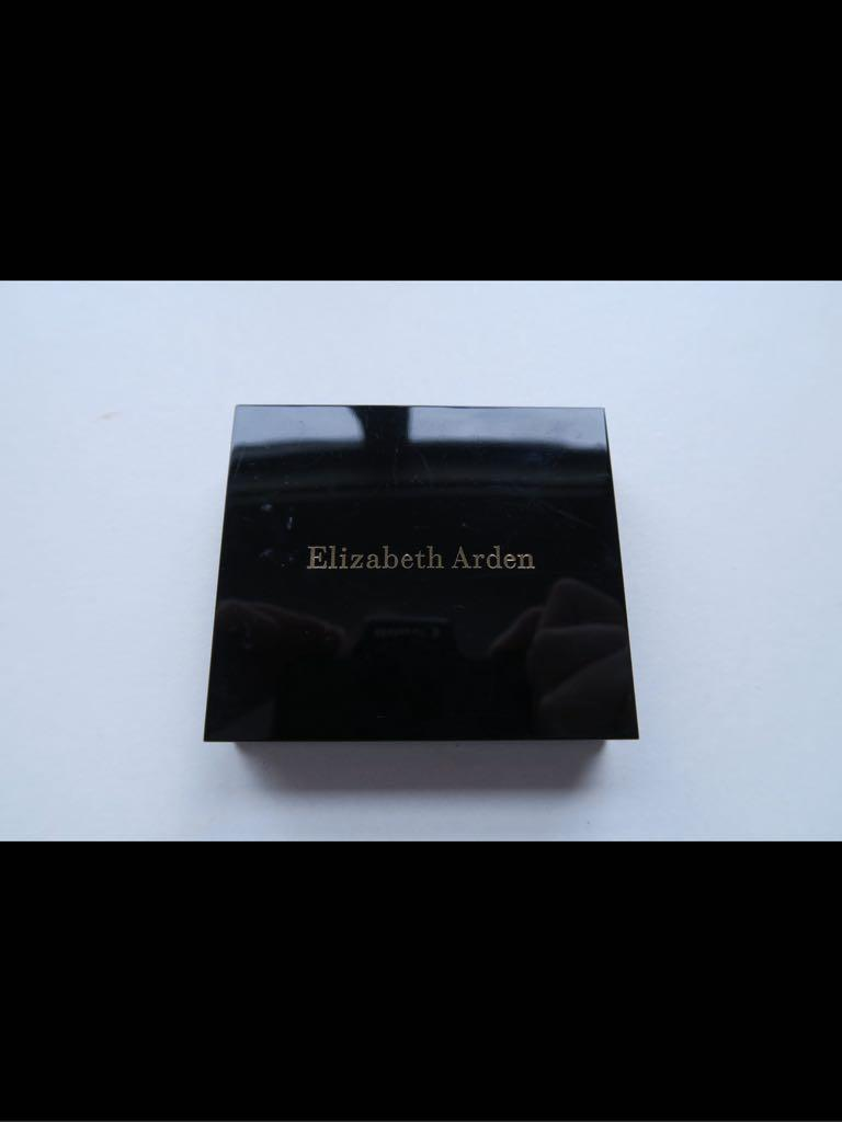 Elizabeth Arden Shadow Duo in Blue Smoke. Only swatched.