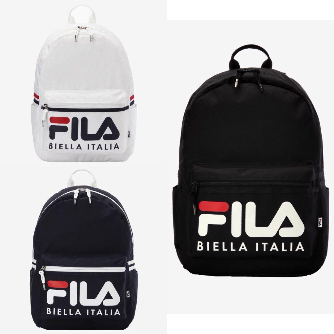 FILA Backpack 🔥 26c4e11ec4fc3