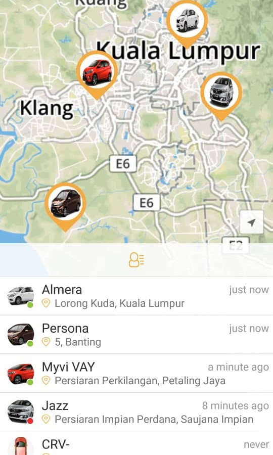 GPS Tracker Realtime With Cut Off Engine/Oil GT02A/GT06 GSM GPRS SMS GPS  Tracker Location Quad Band