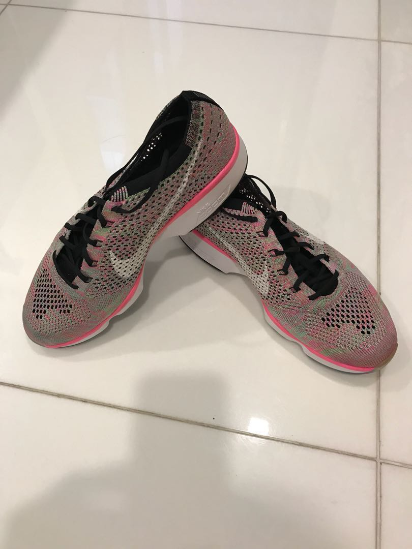 wholesale dealer c8069 ead93 0ef10 5976b  italy great offer authentic nike flyknit zoom agility  multicolor us9 eu40 4cba7 e2453