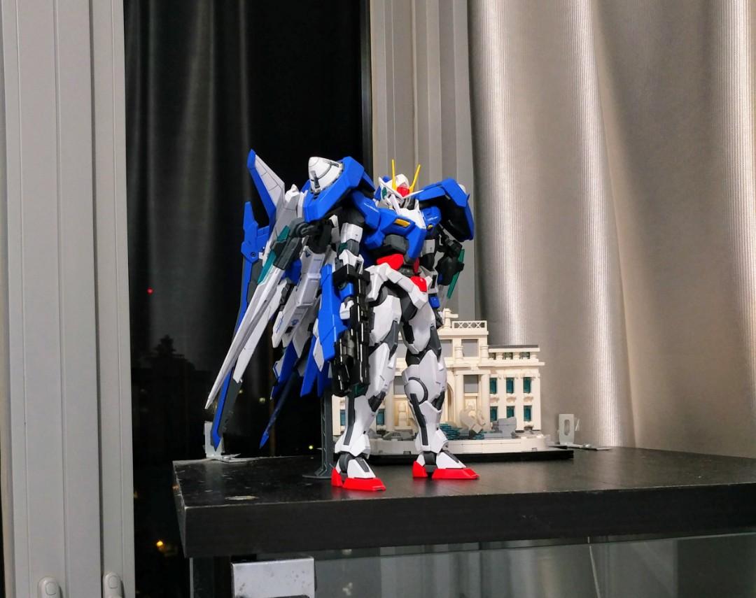 Project Gundam 00 Xn Raiser Toys Games Bricks Figurines On Bandai 1 144 Hgoo Gnt 0000 Qant Qanta Photo