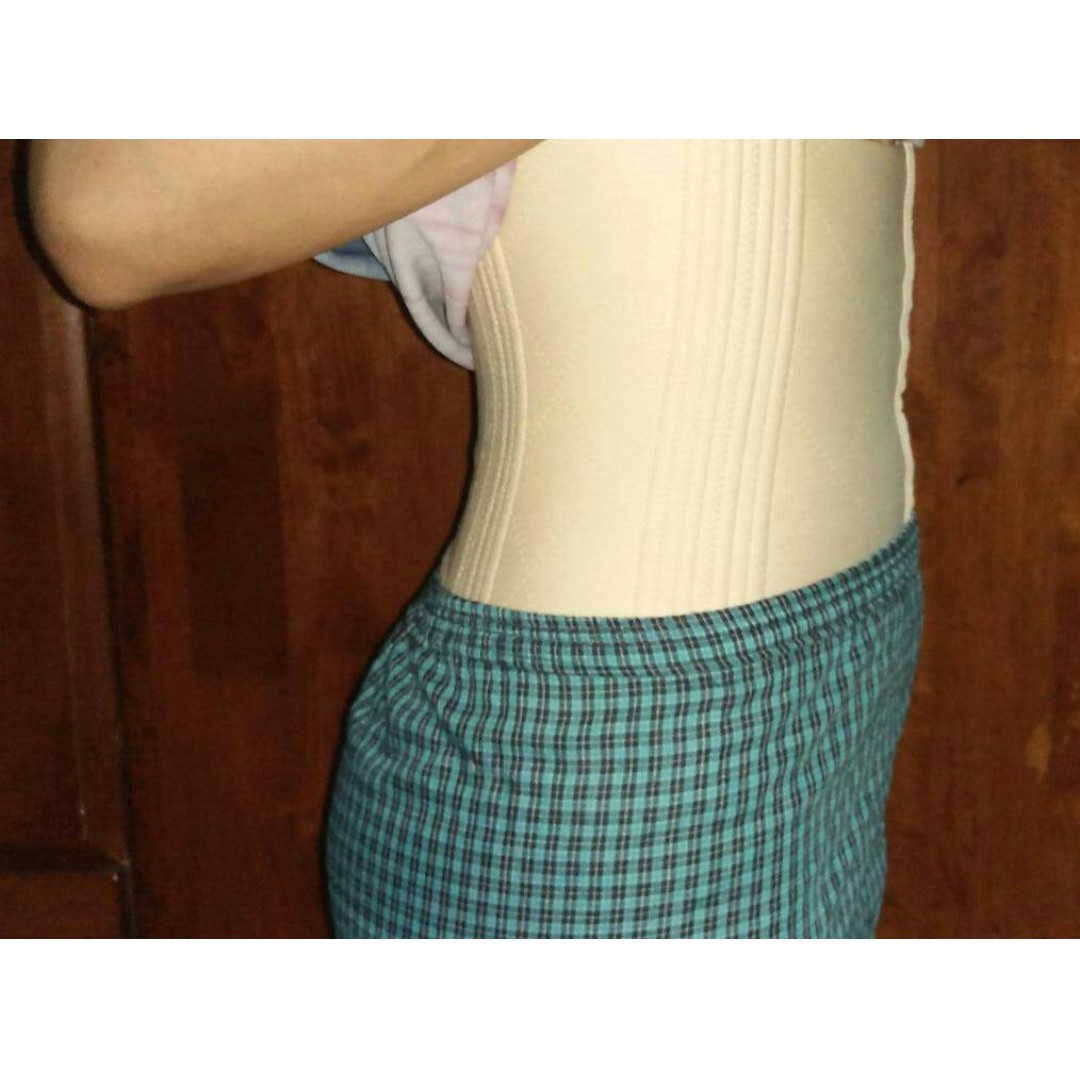 e3e0adf3012 🌟Hot Selling🌟Body Shapers Slim Waist Tummy Belly Girdle Belt ...