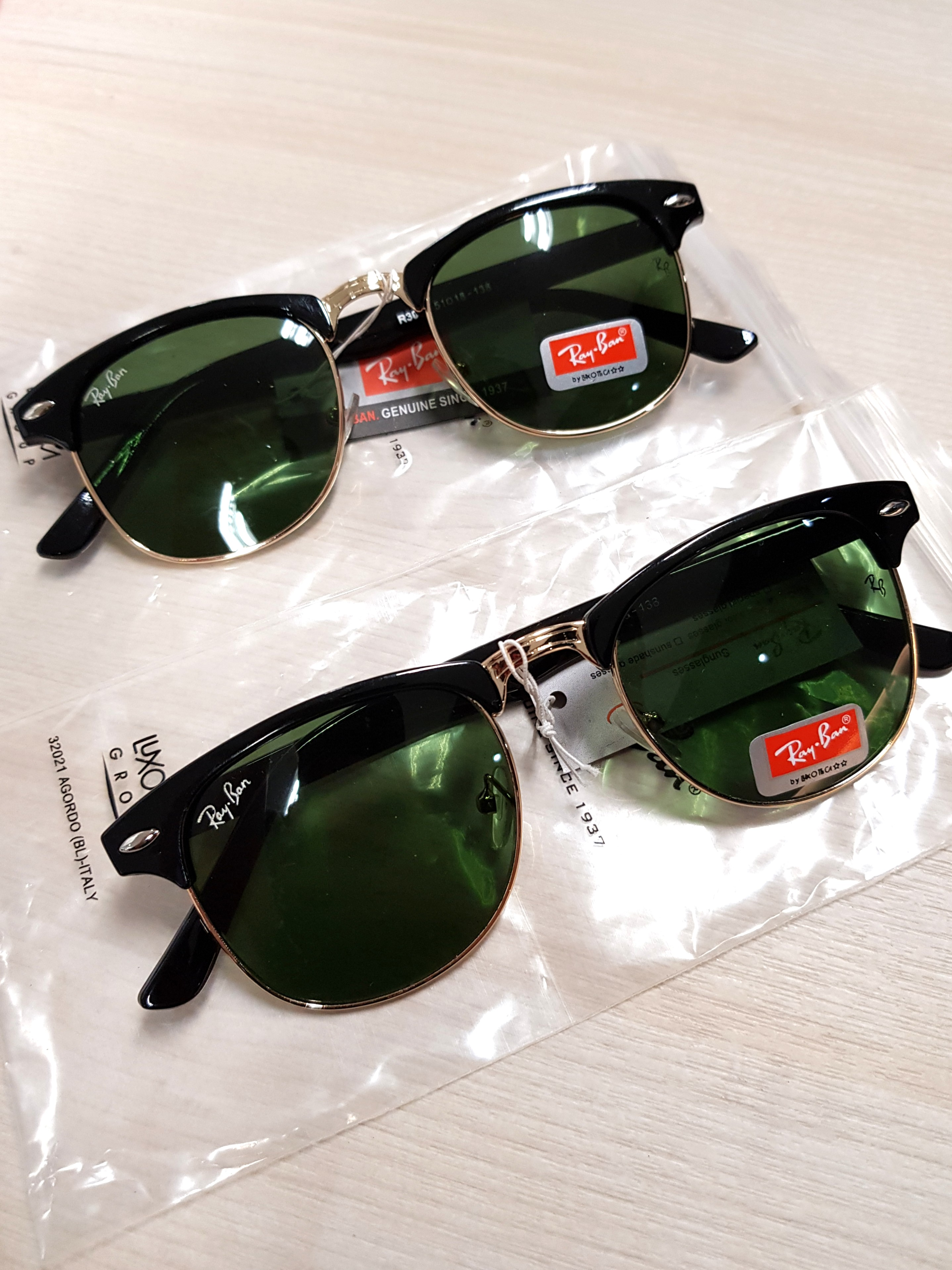 d009e726ae INSTOCK CLEARANCE SALE Inspired Rayban Sunglasses