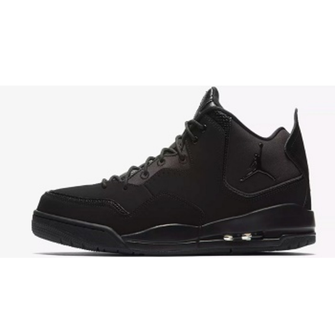 808970977d9 Jordan Courtside 23 (Black/Black), Men's Fashion, Footwear, Sneakers ...