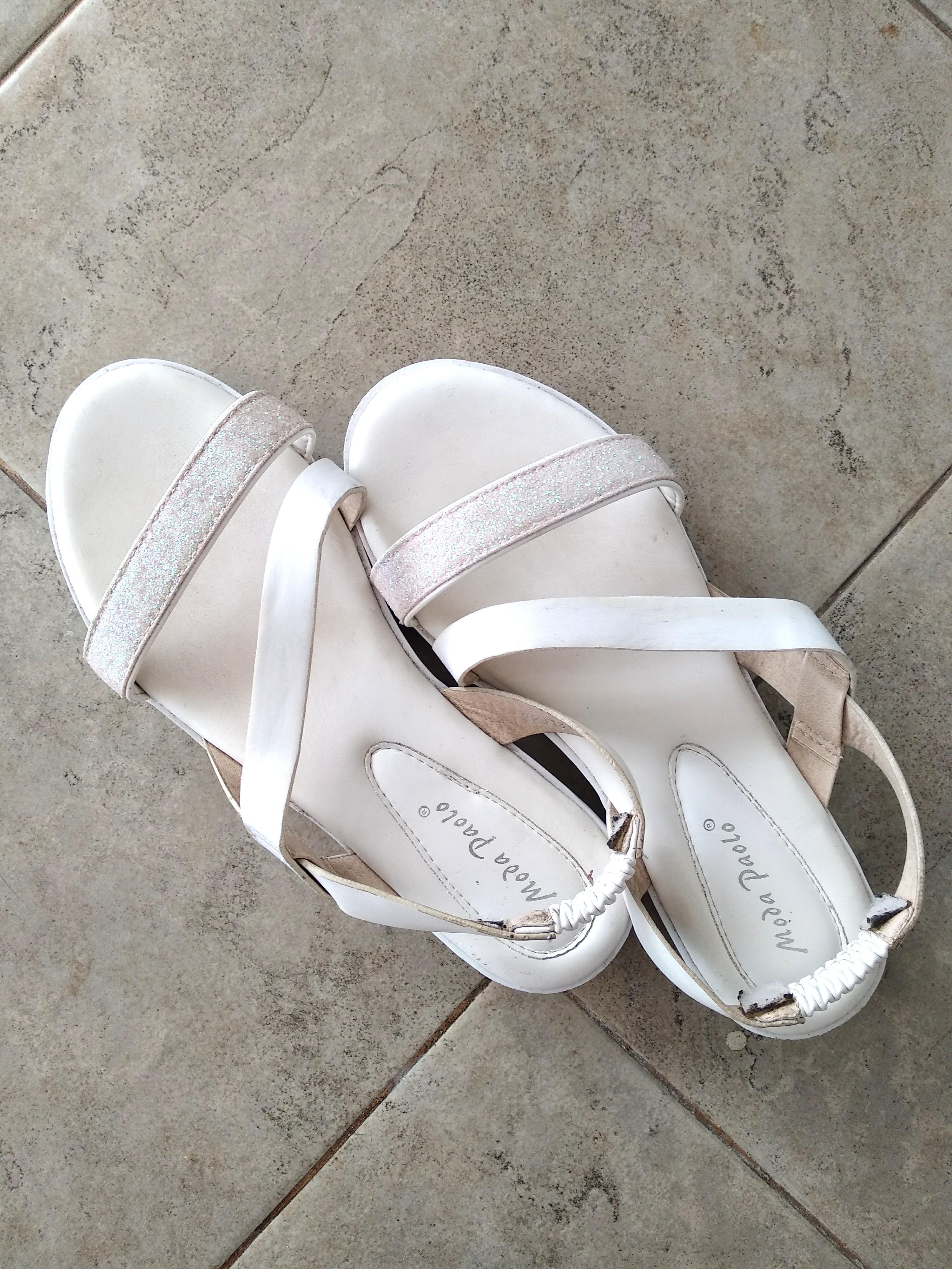 Moda Paolo Strap Platform Sandals