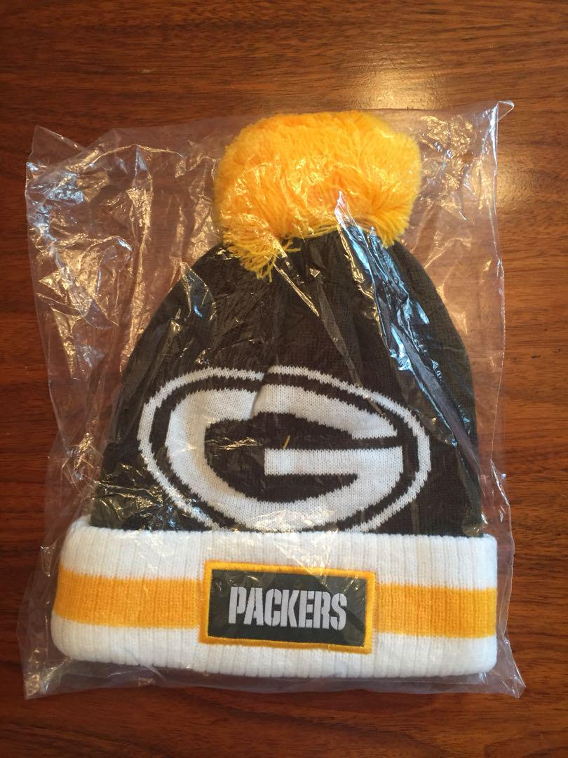 NFL Green Bay packers toque
