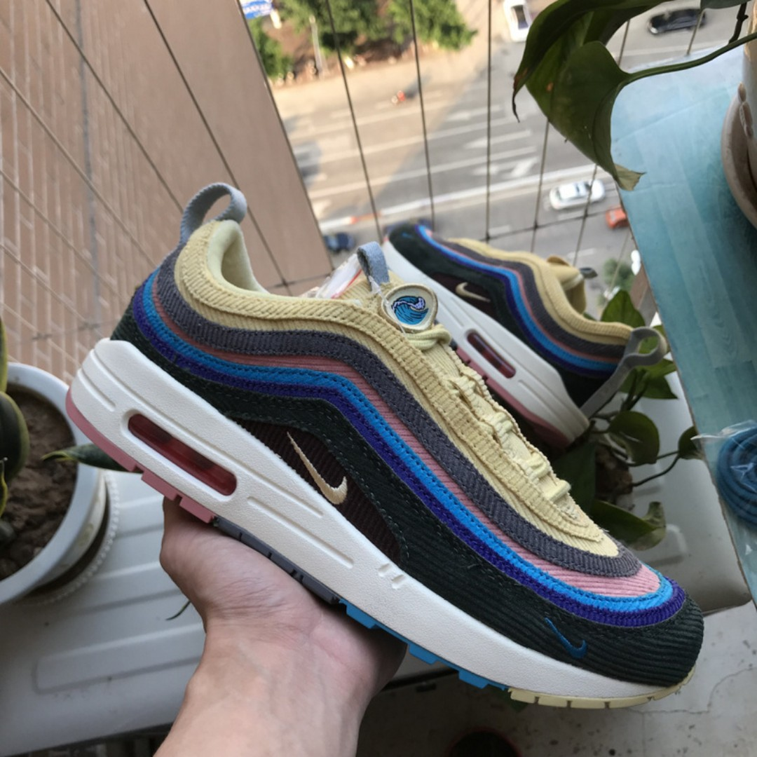c4627d7a9e Nike 1/97 Sean Wotherspoon, Men's Fashion, Footwear, Sneakers on ...