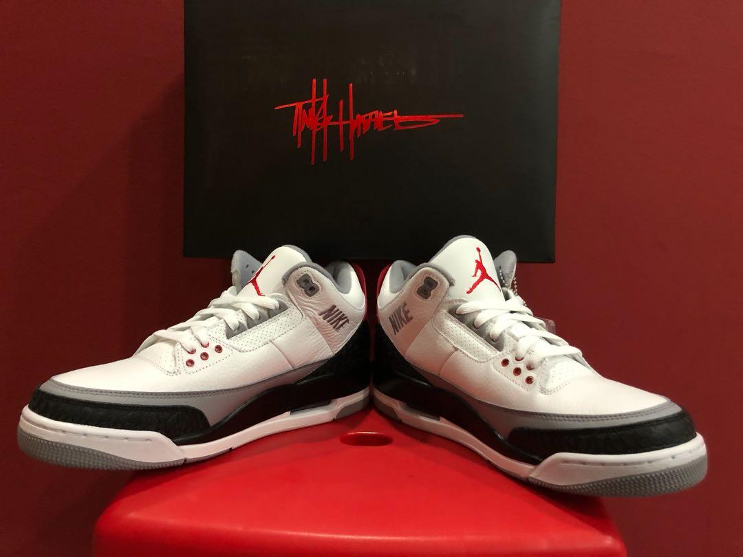 50e6f5ab8402 Nike Air Jordan 3 Tinker Hatfield (Size  US10)