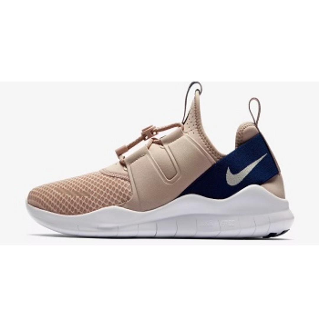 b9f16bd1448c6 Nike Free RN Commuter 2018 (Diffused Taupe Blue Void White)