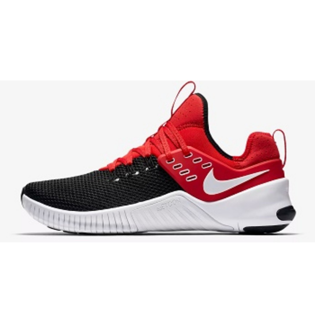 acd2a34a0d50 Nike Free x Metcon (University Red Black)