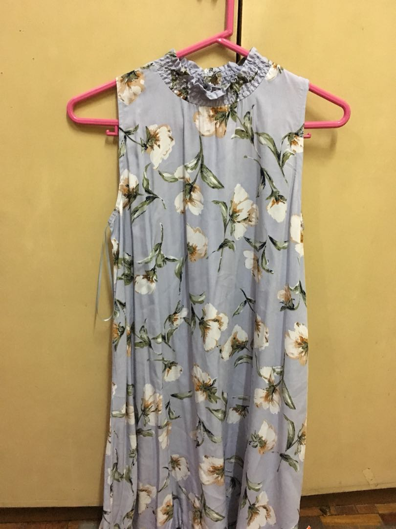 1459161c8a5 Maxi Dress With Shorts Primark