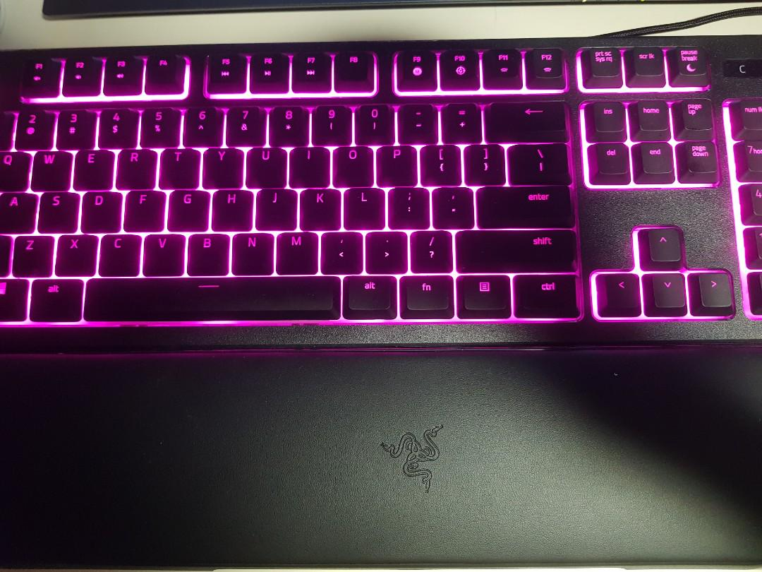 Razer Ornata Chroma Keyboard, Toys & Games, Video Gaming