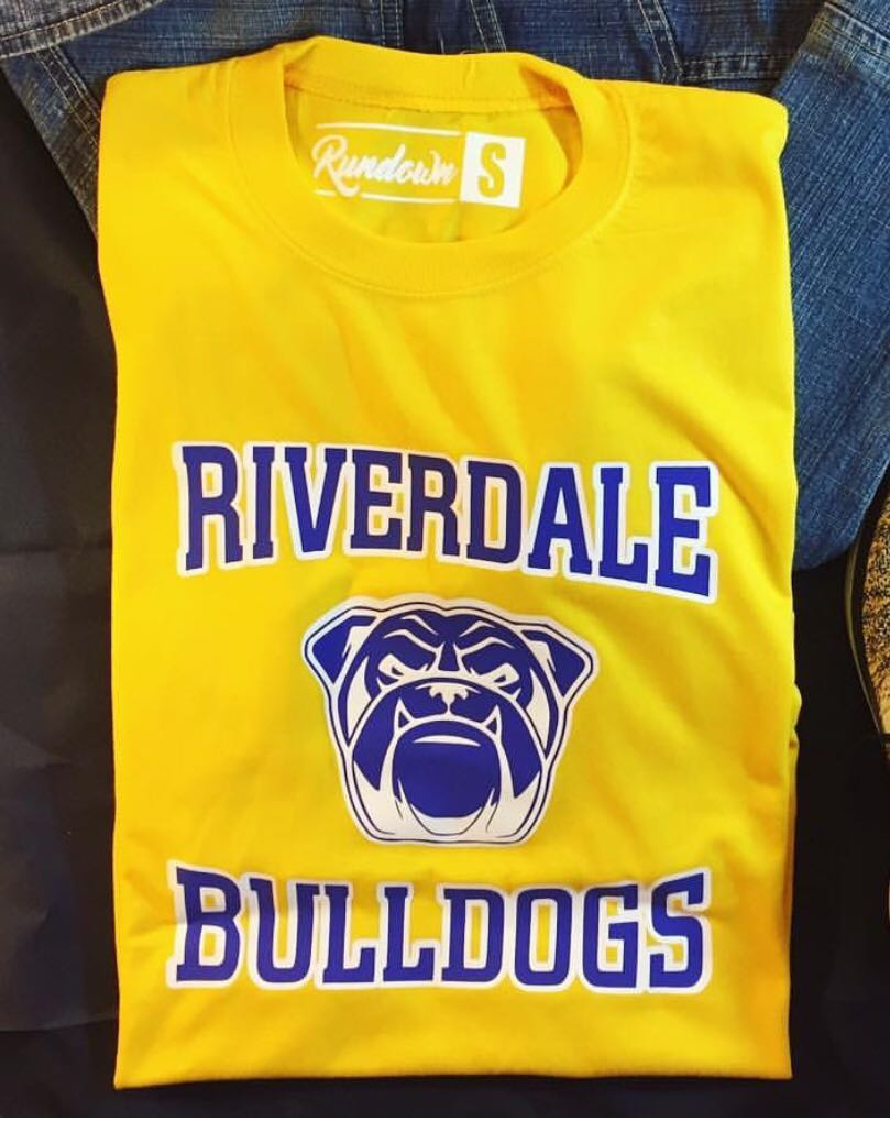 Riverdale Bulldogs Shirt Mens Fashion Clothes On Carousell