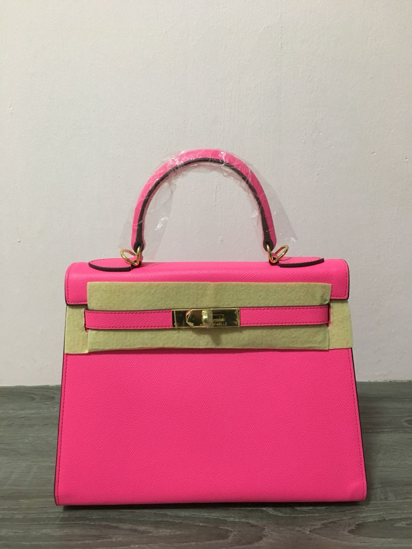 062974e3e673 Supreme Quality Inspired Hot Pink Kelly