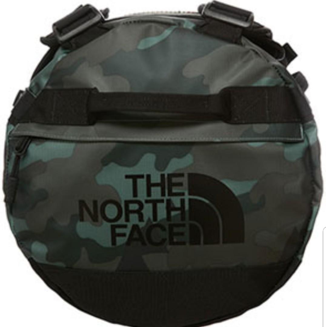 0f500f6ad The North Face CAMO Duffel bag (size M)