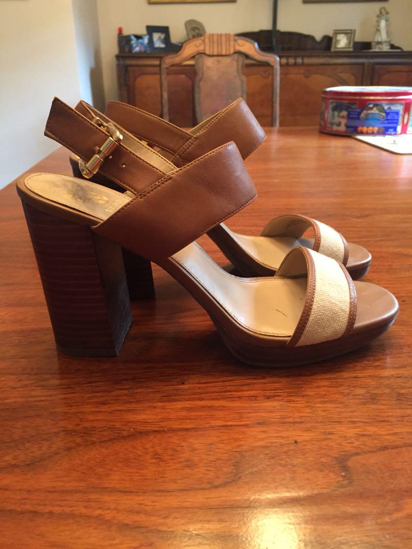 Vince Camuto heeled sandals