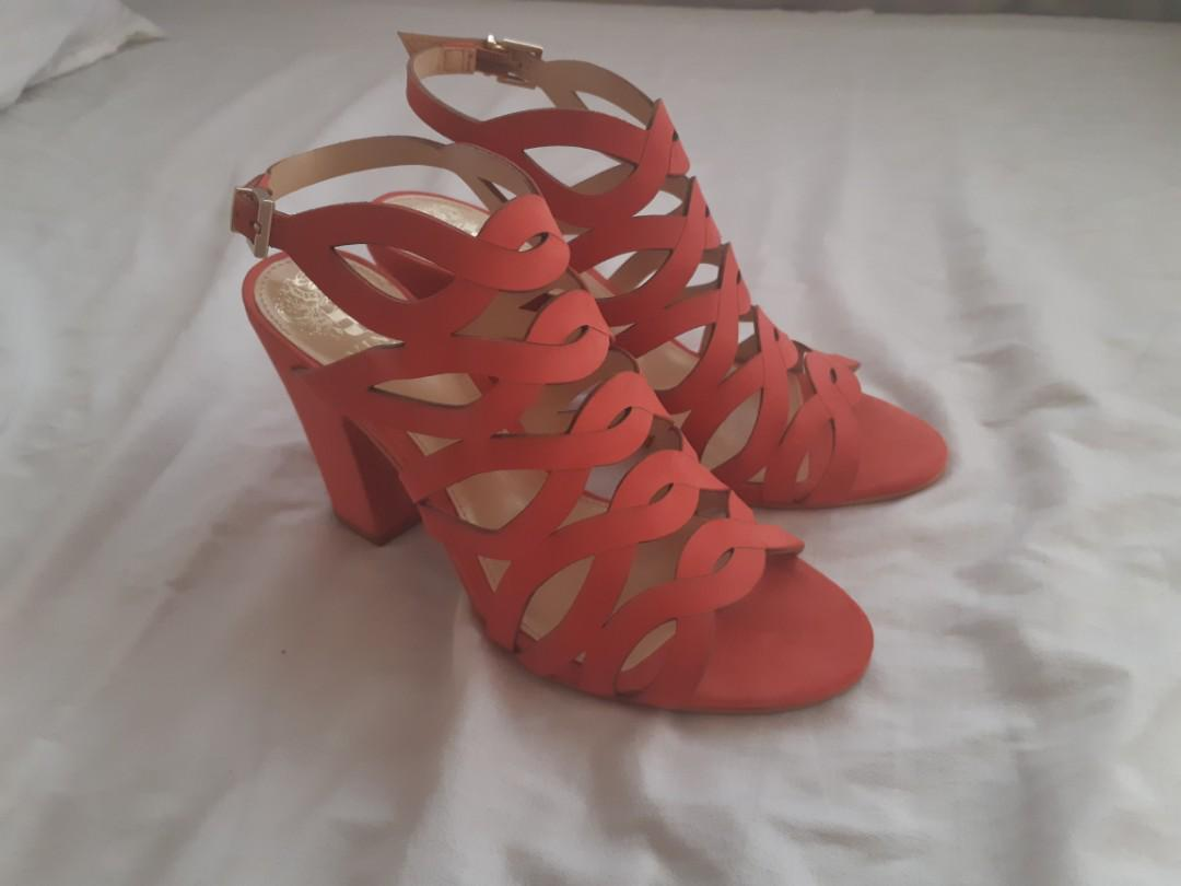 07bcdd54d14 Vince Camuto Red Sandals on Carousell
