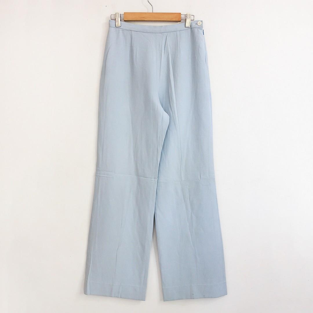 Vintage Light blue Pants