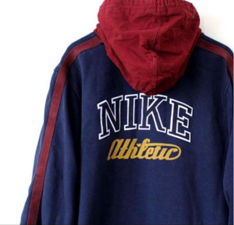 78c19fa89bb1 Vintage Nike hoodie pullover jacket