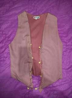 PRELOVED Pink Vest