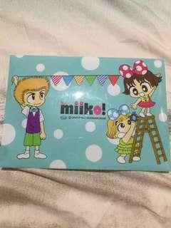 Miiko map