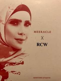 Meeracle x RCW