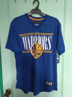 Golden State Warriors Mesh Tee