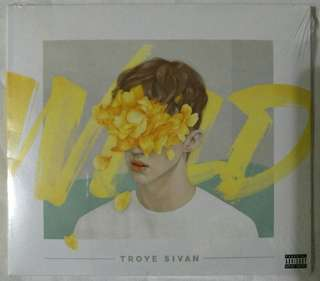 [Music Empire] Troye Sivan - Wild EP CD Album