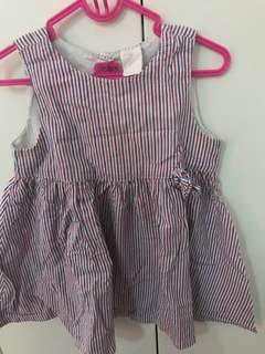Dress stripe HM
