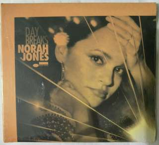 [Music Empire] Norah Jones - Day Breaks CD Album