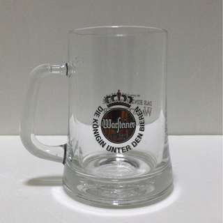 Warsteiner Party-Kruge 0,31 Glass Beer Mug Set Of 6 Party Size 啤酒杯派對容量0.31L 6隻