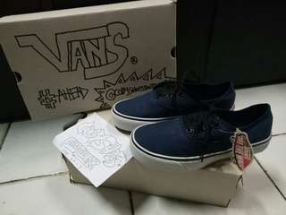 Vans Authentic Blue Navy