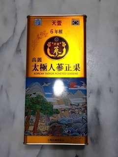 Korean Honeyed Ginseng