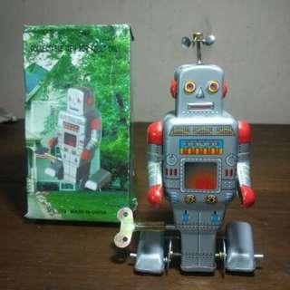 mainan robot kaleng tintoys tin toy