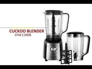 Cuckoo Max Blender