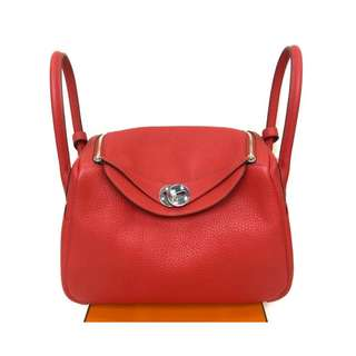 Authentic Hermes Lindy 26