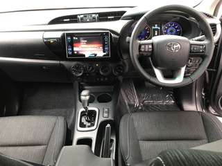 Toyota Hilux Active Active Manual 2.4