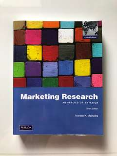 Pearson Marketing Research
