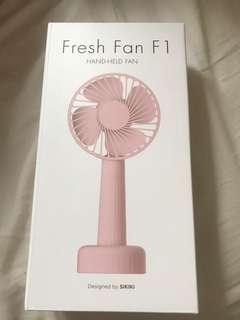 Solove fresh fan f1 手提風扇 芭蕉扇
