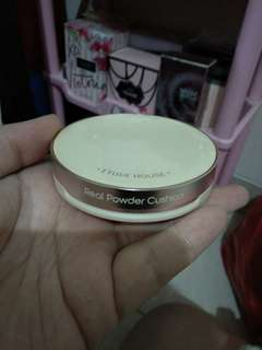 Etude house real powder cushion light beige