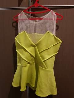 Furing lime top